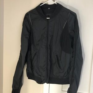 Lululemon Black Jacket - Size 10, Great condition!